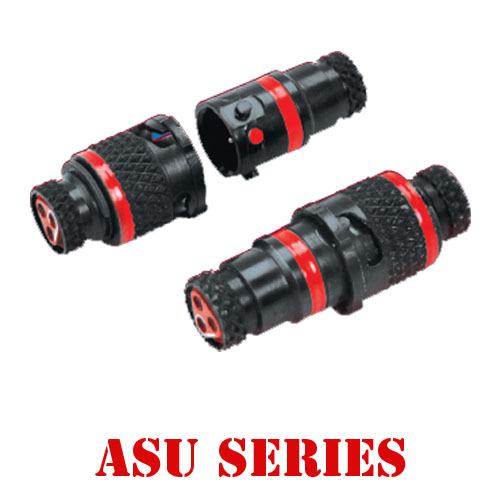 ASU Series Connectors