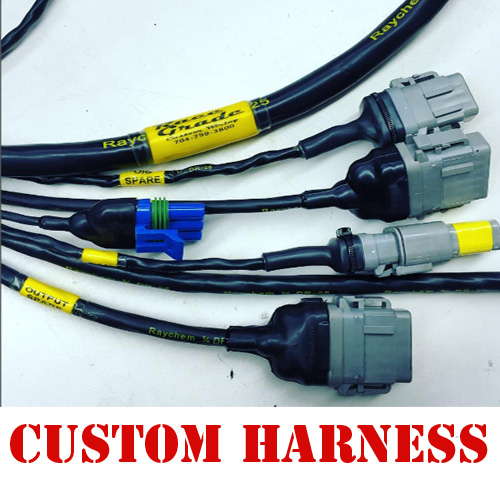 Custom Harnesses