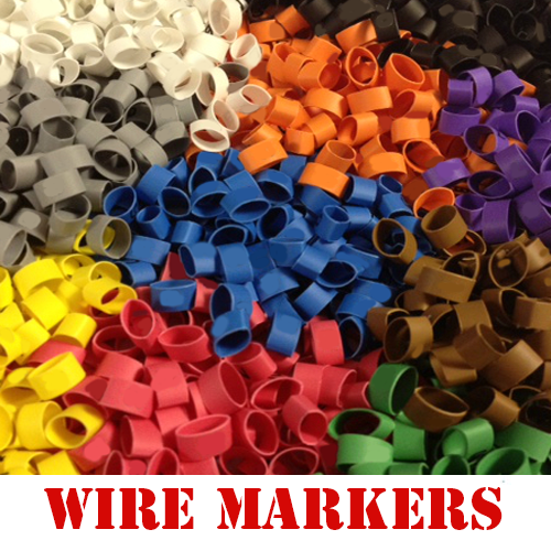 Colored Wire Markers
