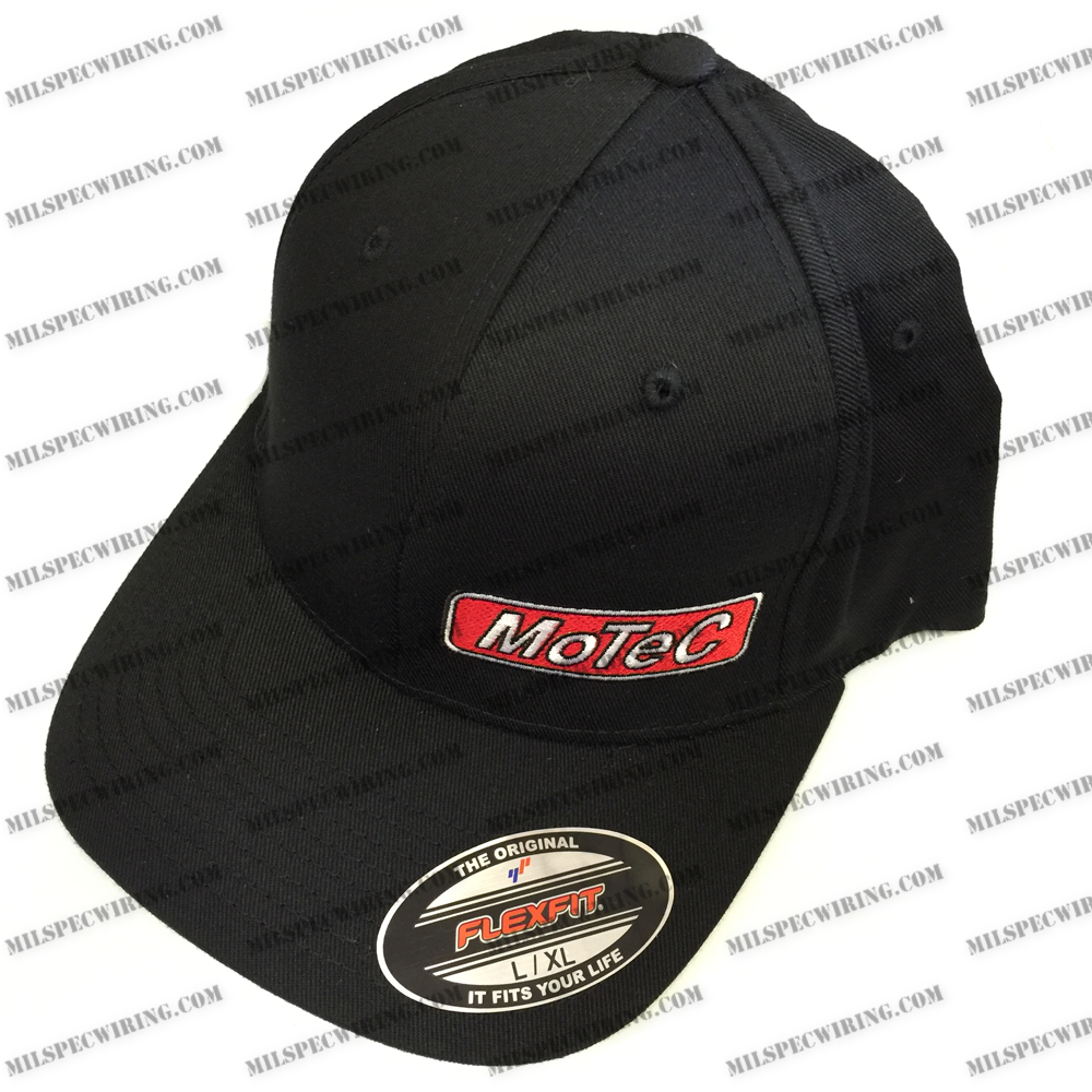MENS FLEX-FIT HAT (S/M)