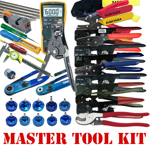 kitchen sink tool kit rh milspecwiring com wiring tools for automotive harness building writing tools kindergarten