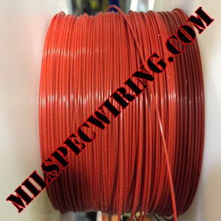 24AWG Wire, RED