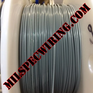 18AWG Wire, GRAY