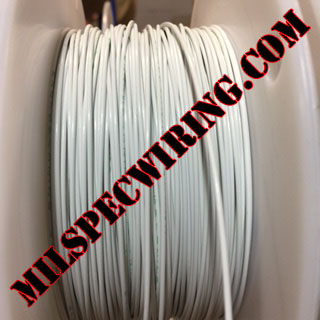 18AWG Wire, WHITE