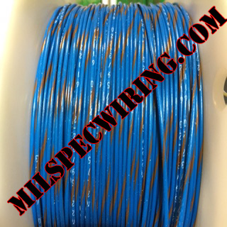 20AWG Wire, BLUE/BROWN