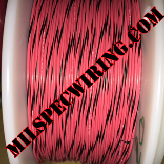 20AWG Wire, RED/BLACK