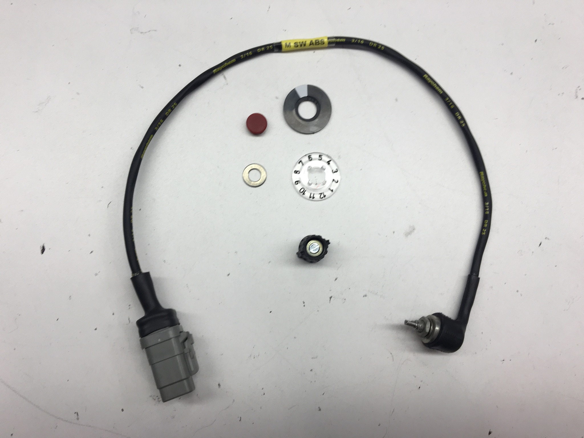 MINIATURE 4 POSITION SWITCH FOR ABS