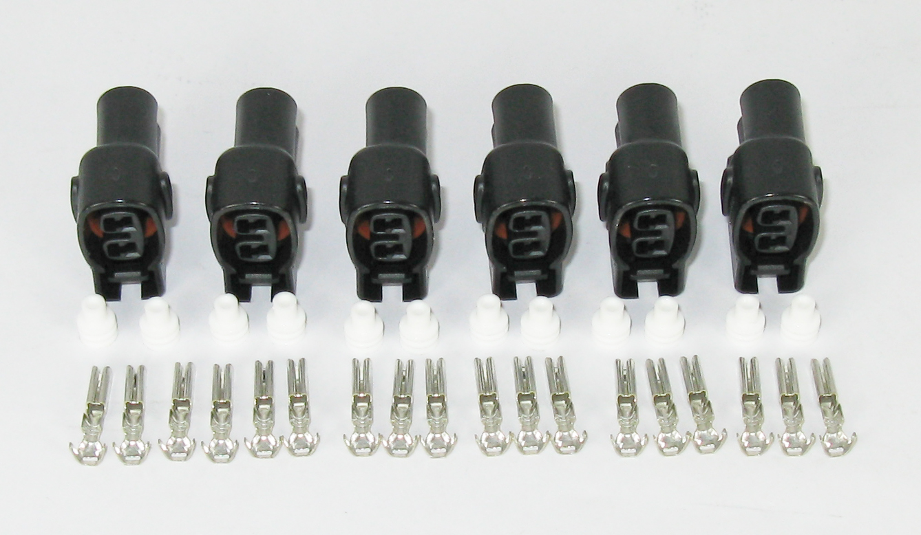TOYOTA SUPRA COIL CONNECTOR - 6 CYLINDER