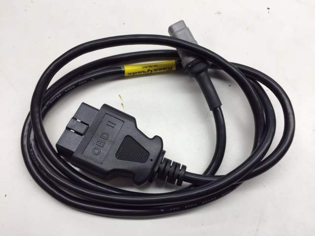 OBDII to CDL3/C125/C127 Cable