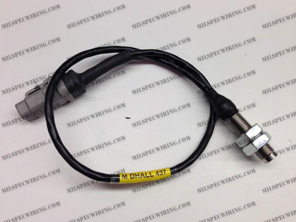 Differential Hall Sensor 437