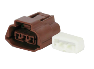 NISSAN 240 TPS/COIL CONNECTOR HOUSING