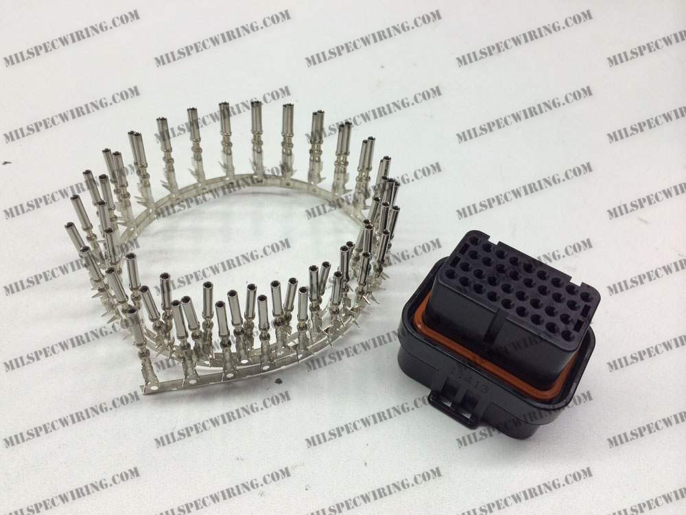 34 Pin AMP Connector Kit