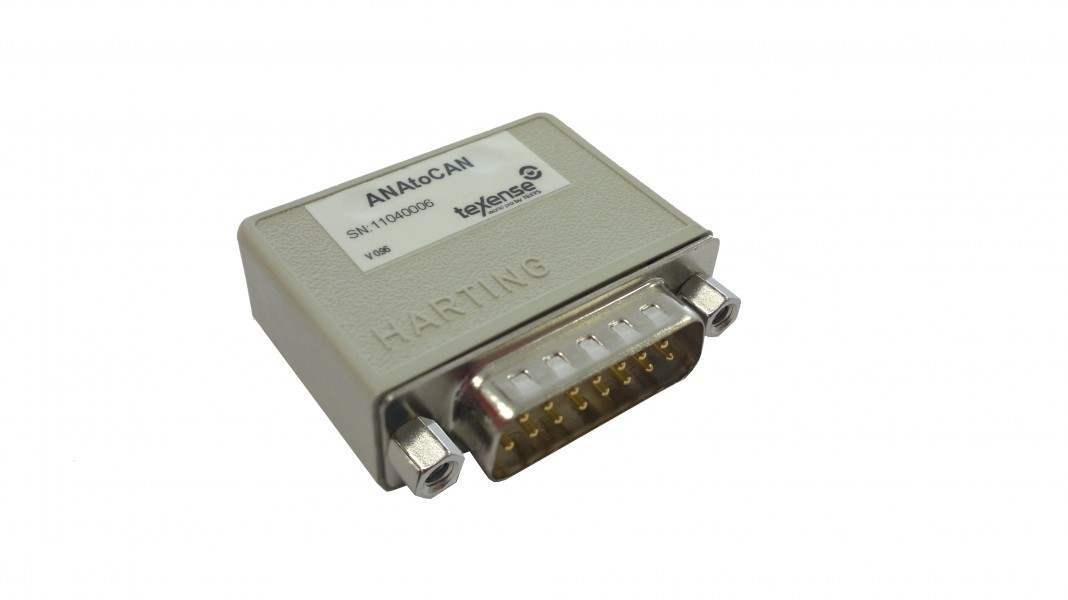 TEXYS Dongle Analog to CAN Converter - PRO