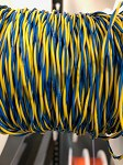 22AWG YELLOW/BLUE 1-TPI
