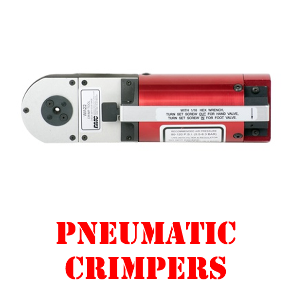 Pneumatic Crimpers