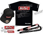 MoTeC Swag Pack