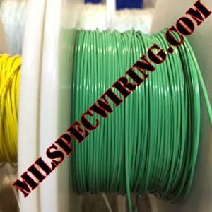 12AWG Wire, GREEN