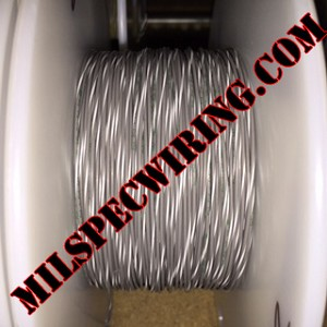 26AWG Wire, GRAY/WHITE