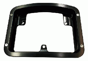 RaceGrade Flush Mount Bezel for MoTeC C125/C185