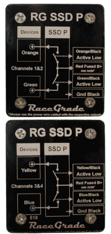 RaceGrade SSD-P / Sink Source Output Driver