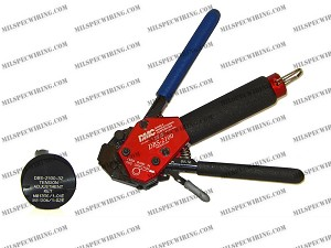 "1/4"" BANDING TOOL, SINGLE STEP - M81306/1A (DBS-2100)"