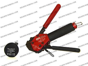 "1/8"" BANDING TOOL, SINGLE STEP - M81306/1B (DBS-2200)"