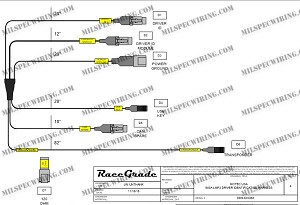 IMSA IPC3-2 Series Leader Light Driver ID Main Harness