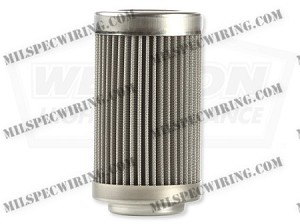 100 Micron Stainless Steel Filter Element (Long)